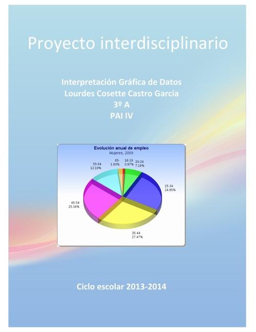 Interdisciplinario Lourdes Castro