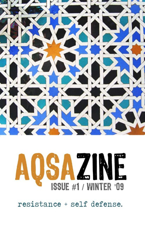 AQSAzine Issue 1: Resistance + Self Defense