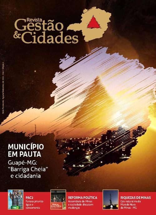 Revista Gestão & Cidades - MG - Edição 001