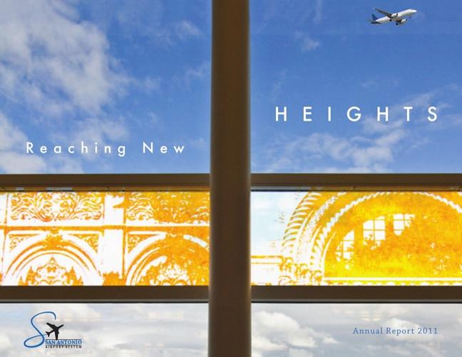 San Antonio Airport System Annual Report 2011