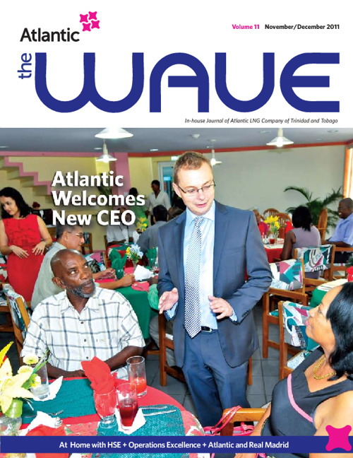 Atlantic - The Wave - Volume 11 - November/December 2011