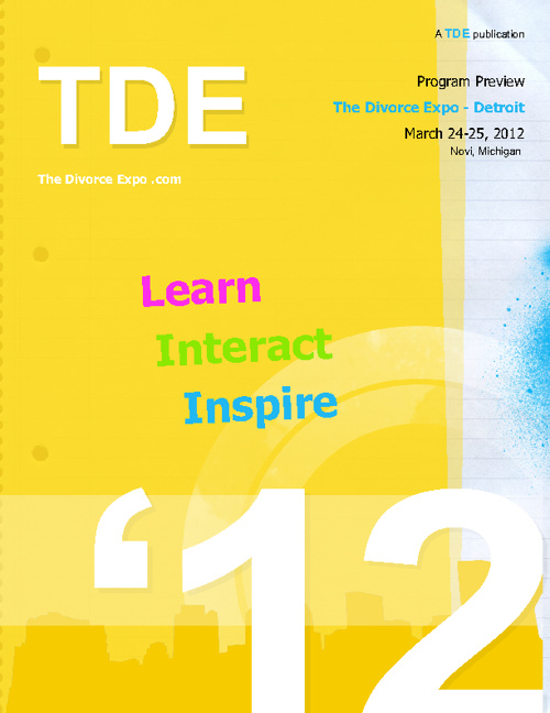 TDE Program Overview 2012
