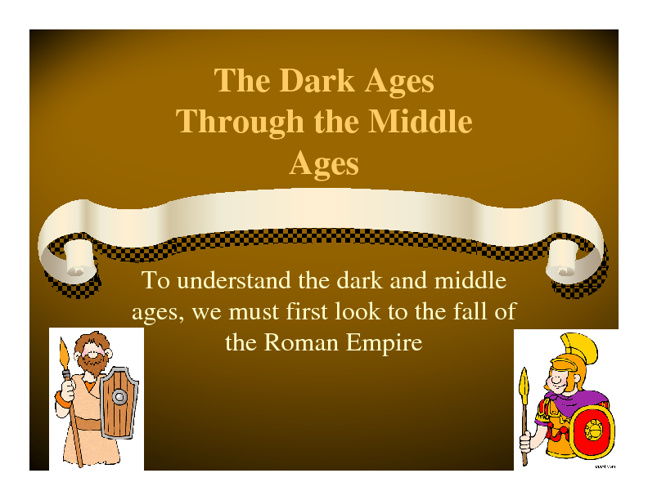The Middle Ages (Prentice Hall Student Edition ppt)