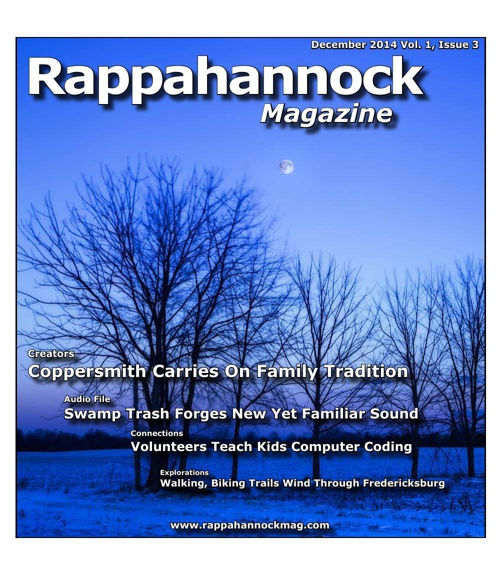 Rappahannock Magazine, December 2014