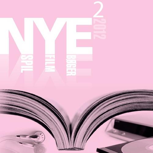 Nye bøger, film og spil 2012-02