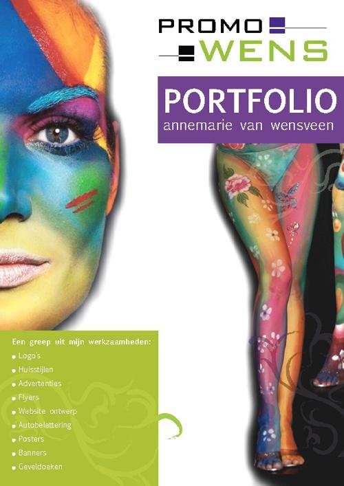 Portfolio A. van Wensveen