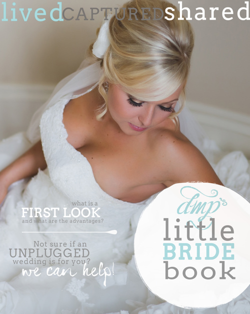 DMP Little Bride Book