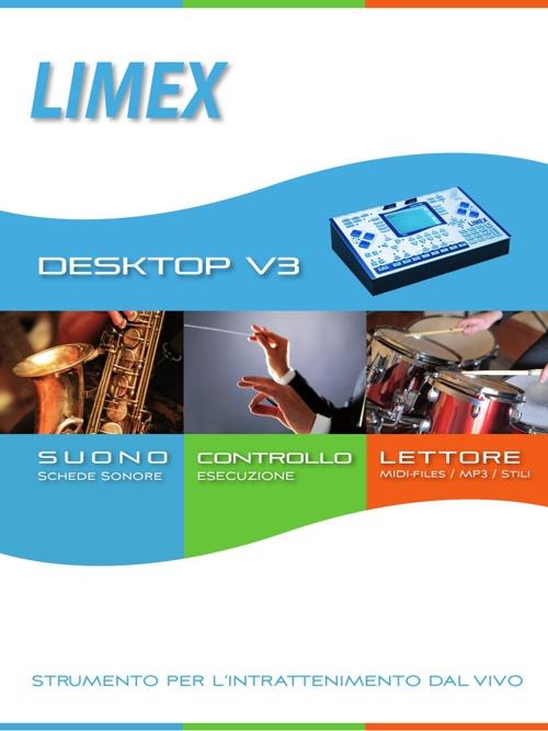 LIMEX V3 - Desktop Arranger