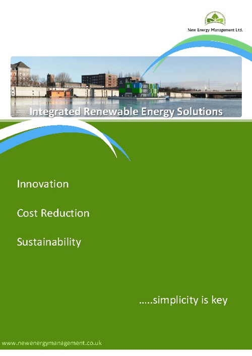 Integrated Renewable Energy Solutions