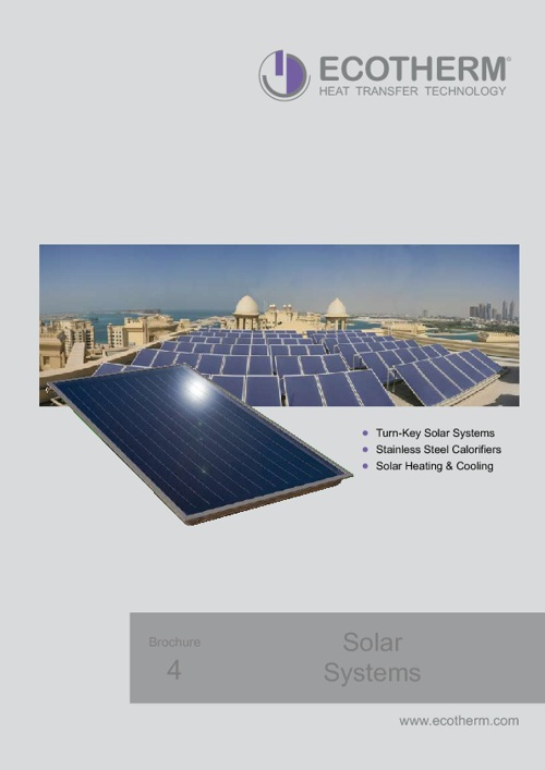 Ecotherm - Solar Systems