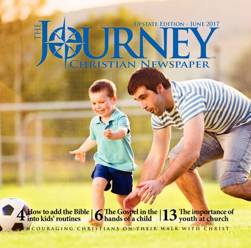 Journey UPSTATE June 2017 issue