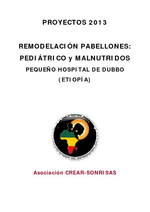 PROYECTO REMODELACIÓN PABELLONES HOSPITAL
