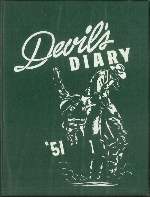 1951 Digital Devil's Diary