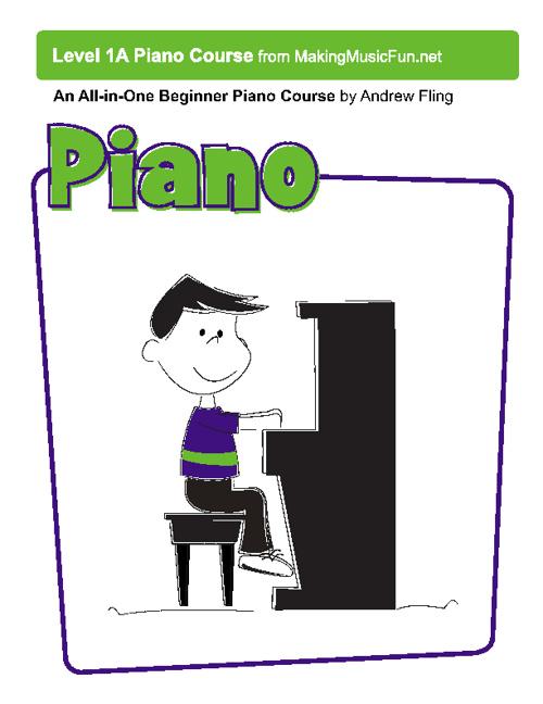 MMF Piano Book basic