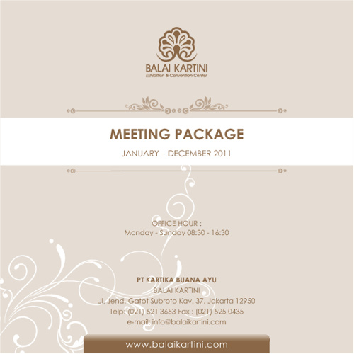 Meeting Package 2011