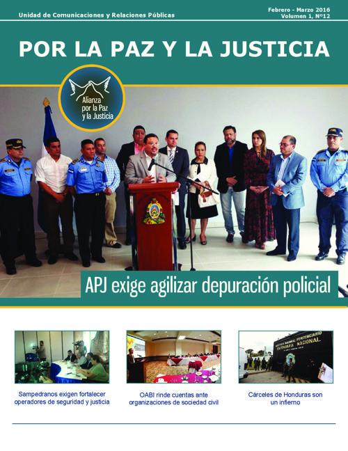 Boletín Informativo APJ