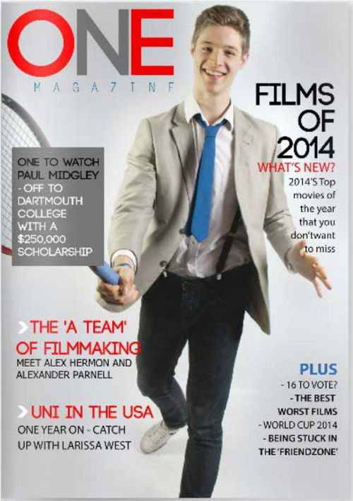 College Magazine Analysis