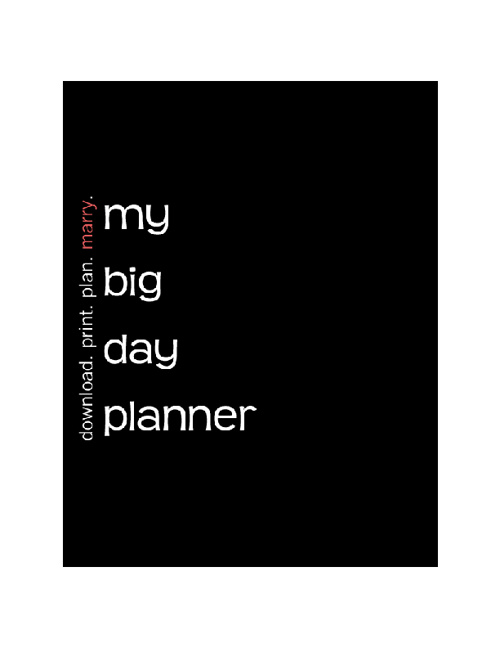 ePlanner Example Pages