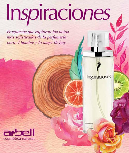 Catálogo perfumes Inspiraciones by arbell