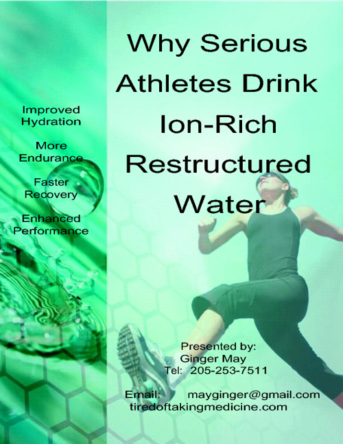 Why Athletes Need Kangen Water