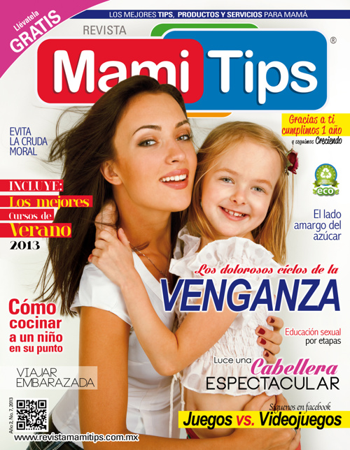 Revista Mami Tips Jun-Jul 2013