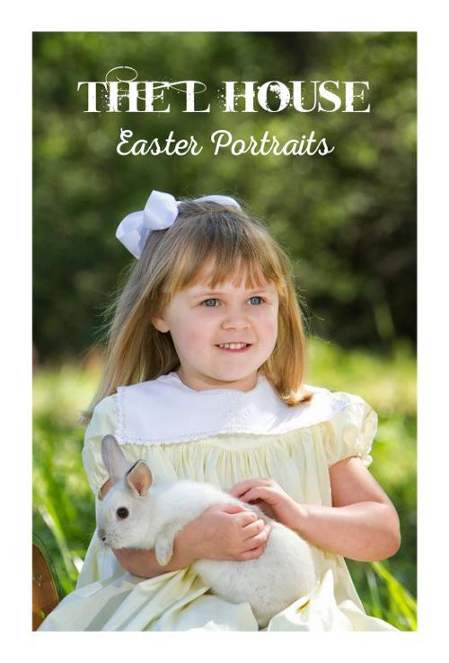 Easter Portraits 2015