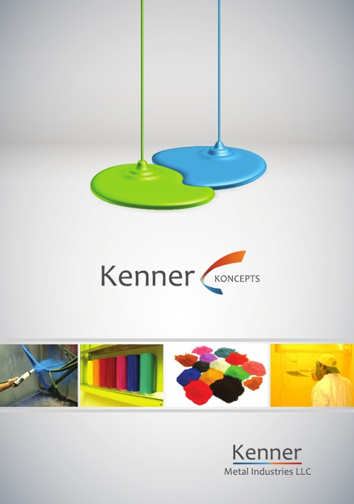Kenner Powder coating catalogue