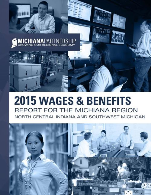 2015 WAGES & BENEFITS REPORT