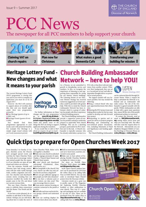 PCC News 09 - Summer 2017
