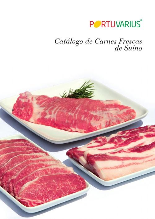 Catálogo de Porco