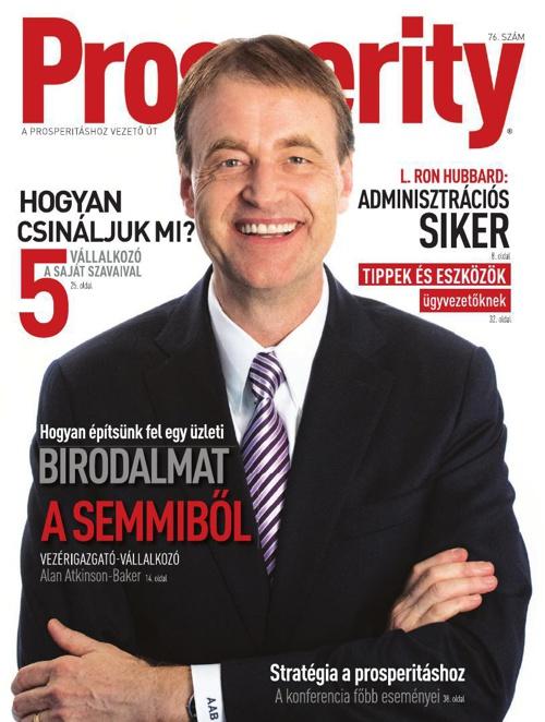 Prosperity 76 Hungarian