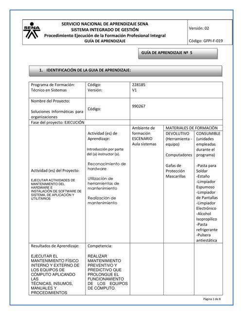 GT5-GT6 ENSAMBLAR Y DESENSAMBLAR COMPONENTES DE HARDWARE(2)
