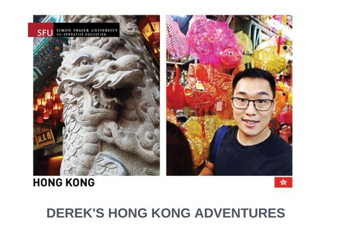 Derek's Hong Kong Adventures