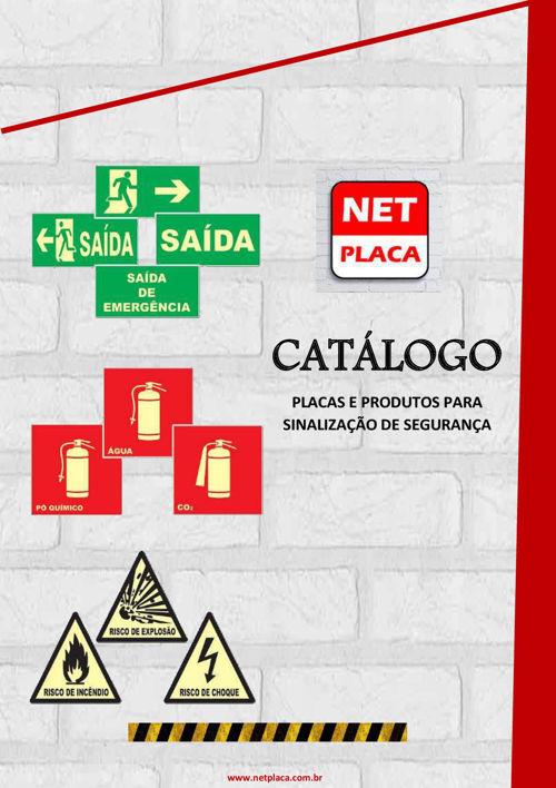 Catálogo Net Placa