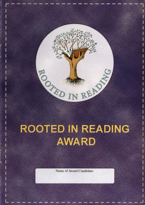 Rooted in Reading Award booklet