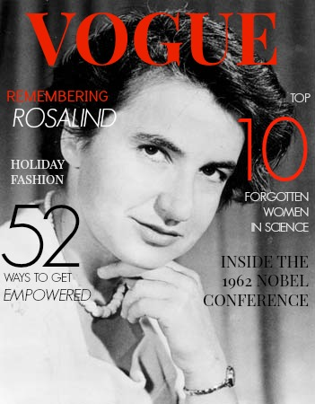 Rosalind_Franklin vogue