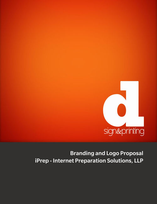 iPrep Logo Proposal