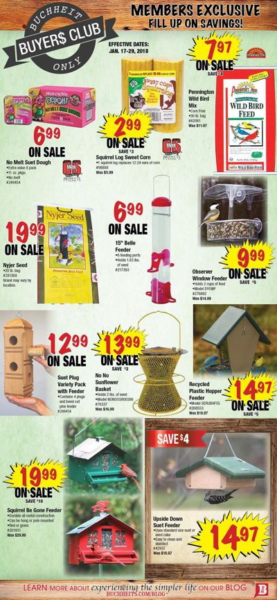 Ad 1802 E.sale Fill Up on Savings