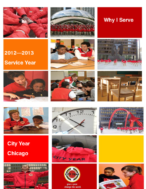 Why I Serve With City Year Chicago