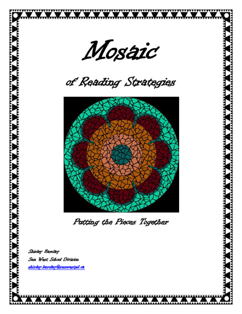 Mosaic of Reading Strategies