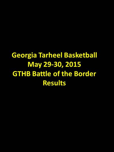 battle of the border results 2015