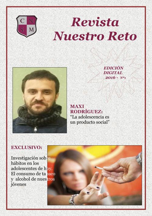 RevistaNuestroReto - 1º Edición - 2016 (1)