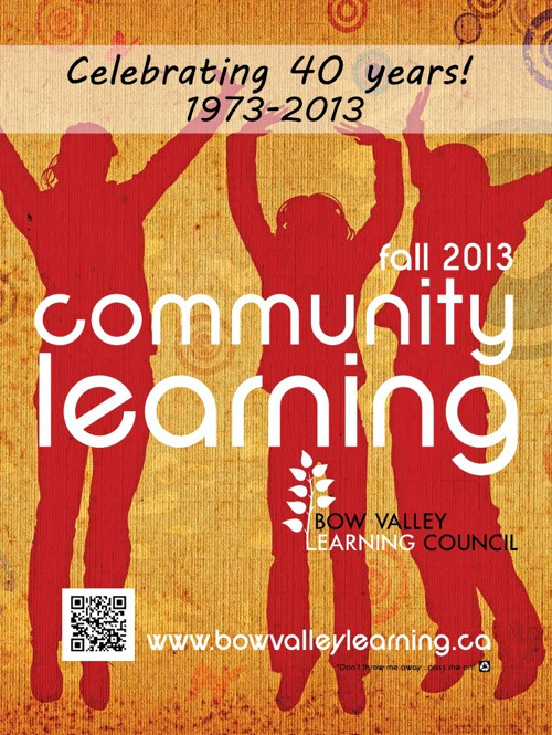 Bow Valley Learning Guide - Fall 2013