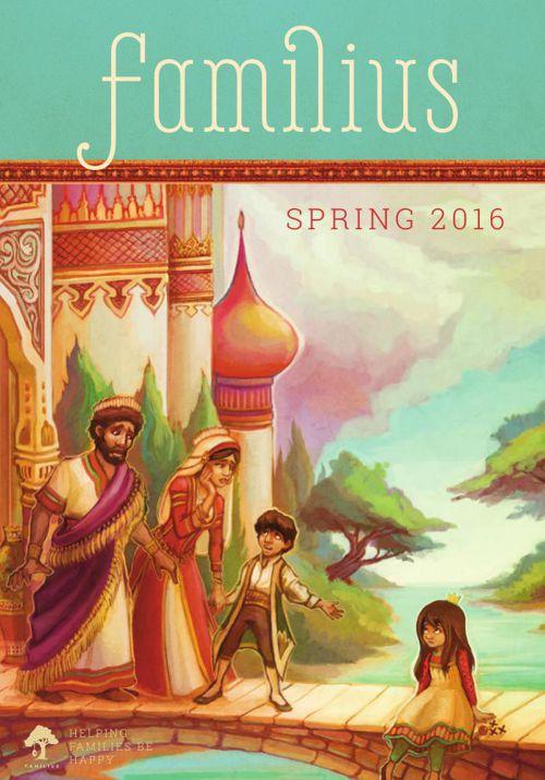 Familius Spring 2016 Catalog