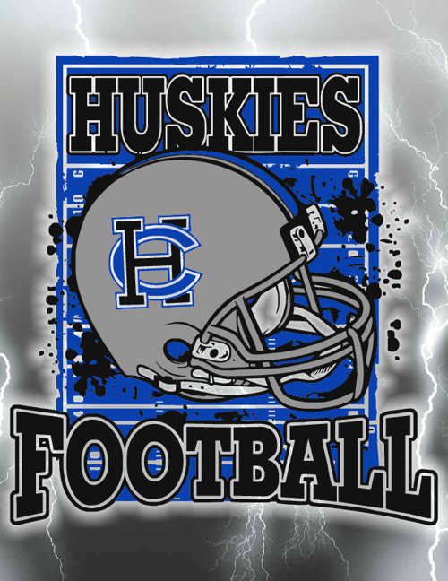 Harrison Central Huskies Football 2011 Apparel