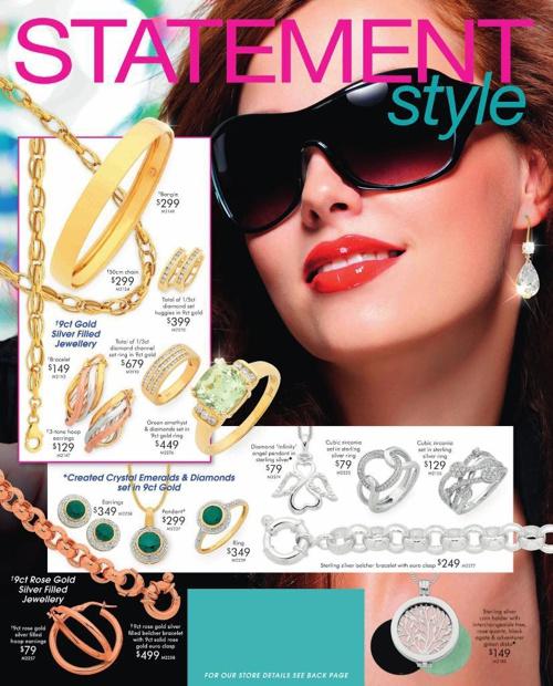 LaCouronne Spring Catalogue 2014