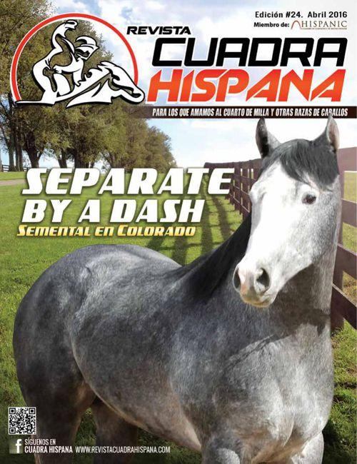 REVISTA CUADRA HISPANA ABRIL 2016 Ed24