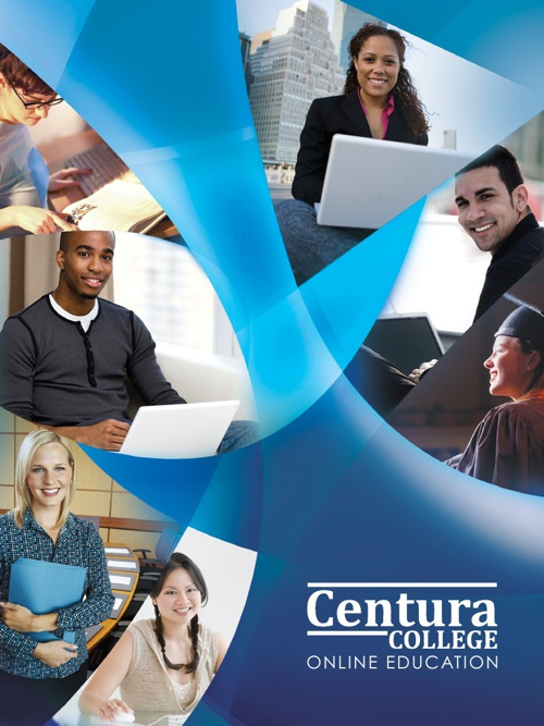 Centura College Viewbook 3 Step DL