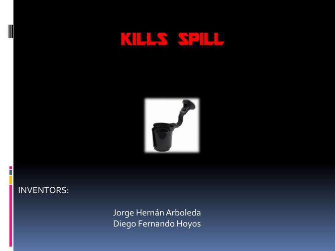 Kills spill