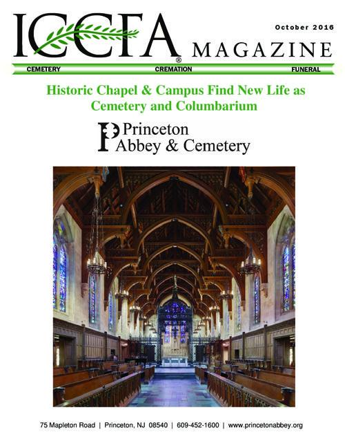 Princeton Abbey ICCFA Reprint